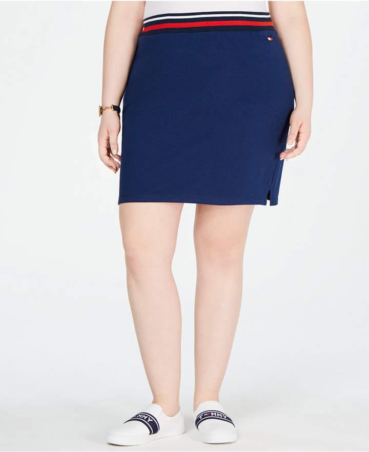 52e4857ce7ce Plus Size Women Pencil Skirt - ShopStyle