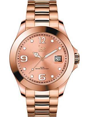 Ice Watch Ice-Watch - ICE steel Rose-gold - Women's wristwatch with metal strap - 017321 (Small)