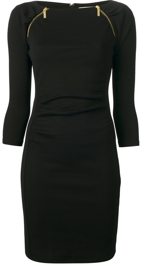 Michael Kors fitted dress