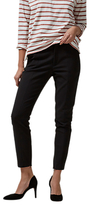 Selected Muse Cropped Trousers, Black
