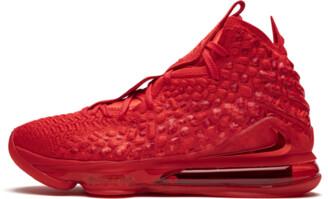 Nike LeBron 17 'Red Carpet' Shoes - Size 7