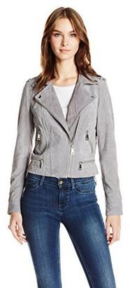 Vero Moda Women's Royce Short Suede Jacket