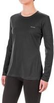 Columbia Midweight II Omni-Heat® Base Layer Top - Long Sleeve (For Women)