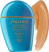 Shiseido UV Protective Liquid Foundation SPF 42