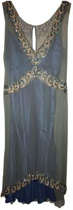 Tracy Reese \N Blue Silk Dress for Women