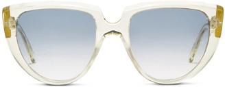 Oliver Goldsmith Sunglasses Y-Not Wintersun Champagne