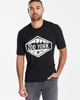 Zoo York Black Anvial T-Shirt Long