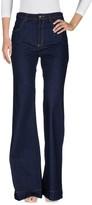 Just Cavalli Denim pants - Item 42637597