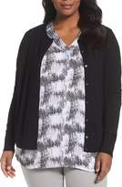 Sejour Button Front Cardigan