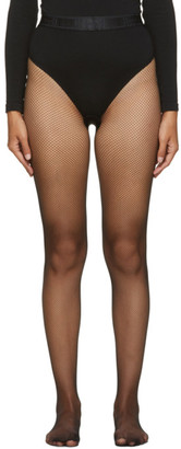 Wolford Black Twenties Comfort Tights