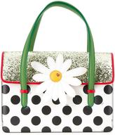 Charlotte Olympia Botanical tote - women - Bos Taurus - One Size