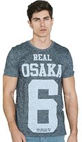 Superdry Men's Real Osaka 6 T-Shirt