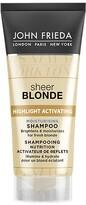 John Frieda Sheer Blonde Highlight/Act Shampoo Platinum 50ml