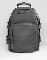 Eastpak Provider Backpack In Dark Gray