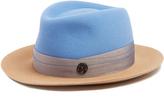 Maison Michel Andre fur-felt hat