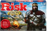Hasbro Risk Europe Game by
