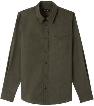 A.P.C. Chicago Sport Shirt