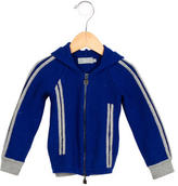 Christian Dior Boys' Wool Zip-Up Sweater