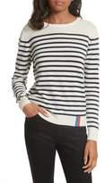 Kule Women's Stripe Cashmere Sweater