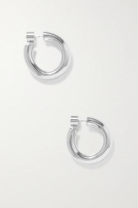 Jennifer Fisher Kevin Silver-plated Hoop Earrings
