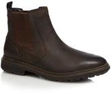 Rockport Dark Brown Chelsea Boots