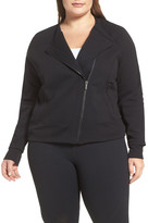Zella More Moto Jacket (Plus Size)