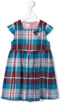 Familiar short sleeved dress