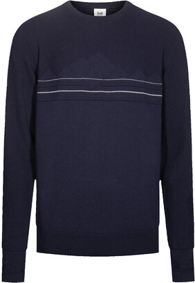 Dale of Norway Syv Fjell Crewneck Sweater - Men's