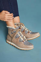 Sorel Alpine Shearling-Lined Boots