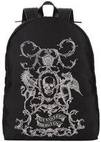 Alexander Mcqueen Coat Of Arms Backpack
