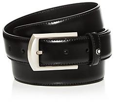 Montblanc Men's Leather Belt