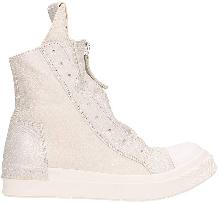 Cinzia Araia Zip Hi-top Sneakers