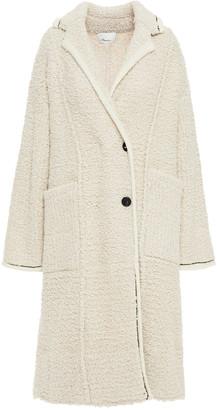 3.1 Phillip Lim Boucle-knit Coat