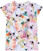 Molo Rhian Cockatoo Cotton Jersey T-Shirt