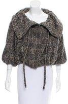 Doo.Ri Houndstooth Wool Jacket