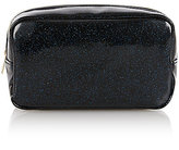 M&S Collection Blue Glitter Makeup Bag
