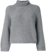 Fabiana Filippi classic knitted sweater - women - Polyamide/Merino - 42