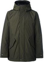 Woolrich hooded jacket - men - Cotton/Polyamide - S