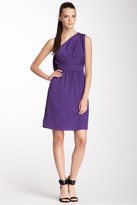 Vince Camuto Asymmetric A-Line Dress VC3X1350