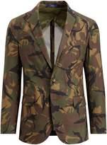 Ralph Lauren Morgan Camo Cotton Sport Coat