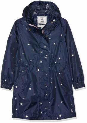 Joules Girl's Golightly Lightweight Raincoat