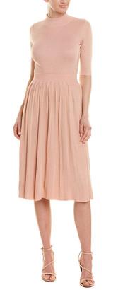 ONEBUYE 2Pc Top & Skirt Set