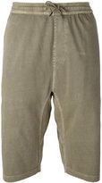 MHI loose track shorts - men - Cotton - L