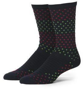 Tommy John Go Anywhere Dot Sock