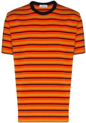 Loreak Mendian stripe print T-shirt