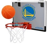 NBA Golden State Warriors Rawlings Polycarbonate Over-The-Door Mini Hoop