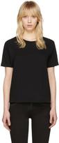 Saint Laurent Black Triple Heart T-shirt