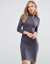 Vila Jersey Bodycon Dress