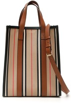 Burberry Book Vertical Tote