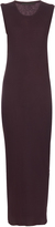 Haider Ackermann Montivipera ribbed-jersey dress